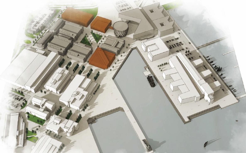 Utvecklingsplan Campus Lindholmen