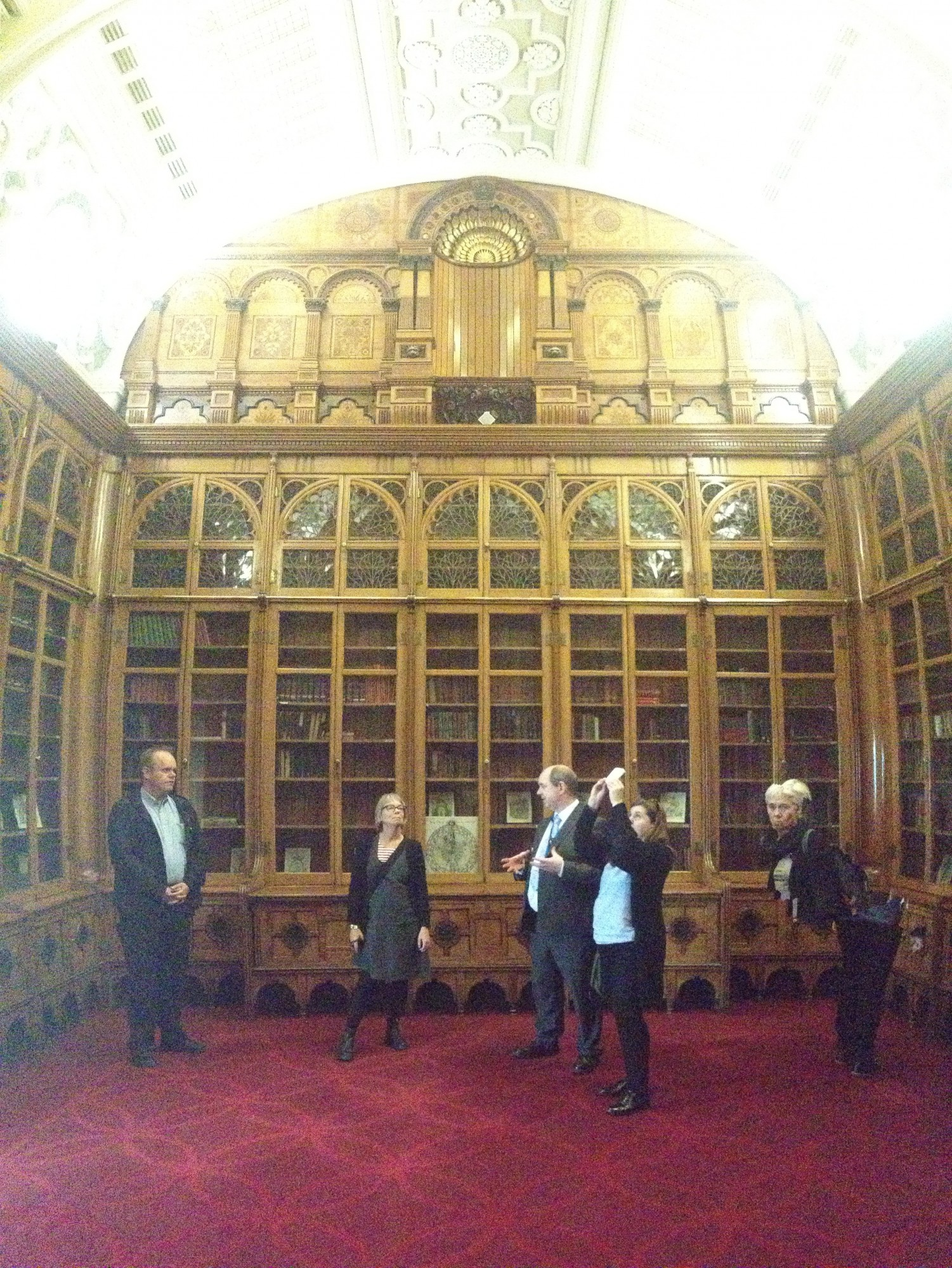 Shakespeare memorial room