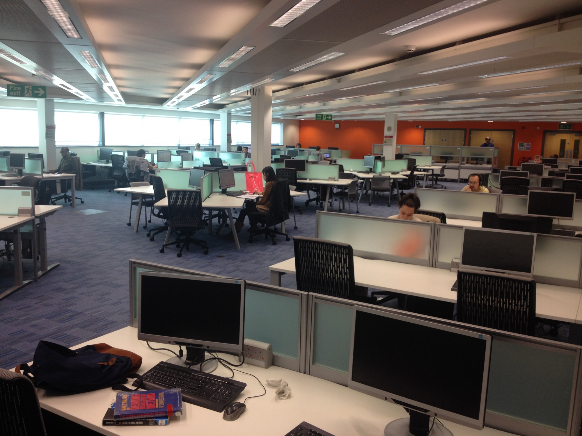 Sheffield Hallam University Adsett Learning Resource Centre